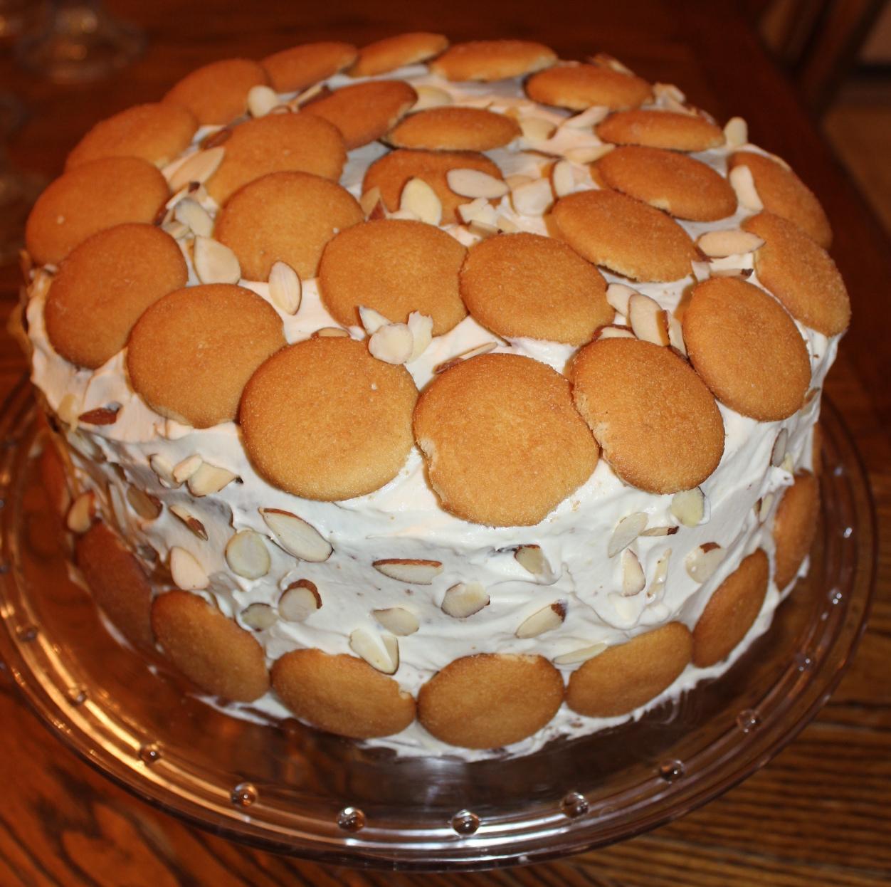... caramel banana cake double banana cake banana sheet cake nilla wafers